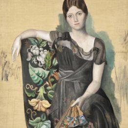 Olga y Picasso: la otra revolución de 1917