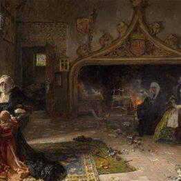 Invitadas. Las distintas caras de la mujer en el arte del siglo XIX