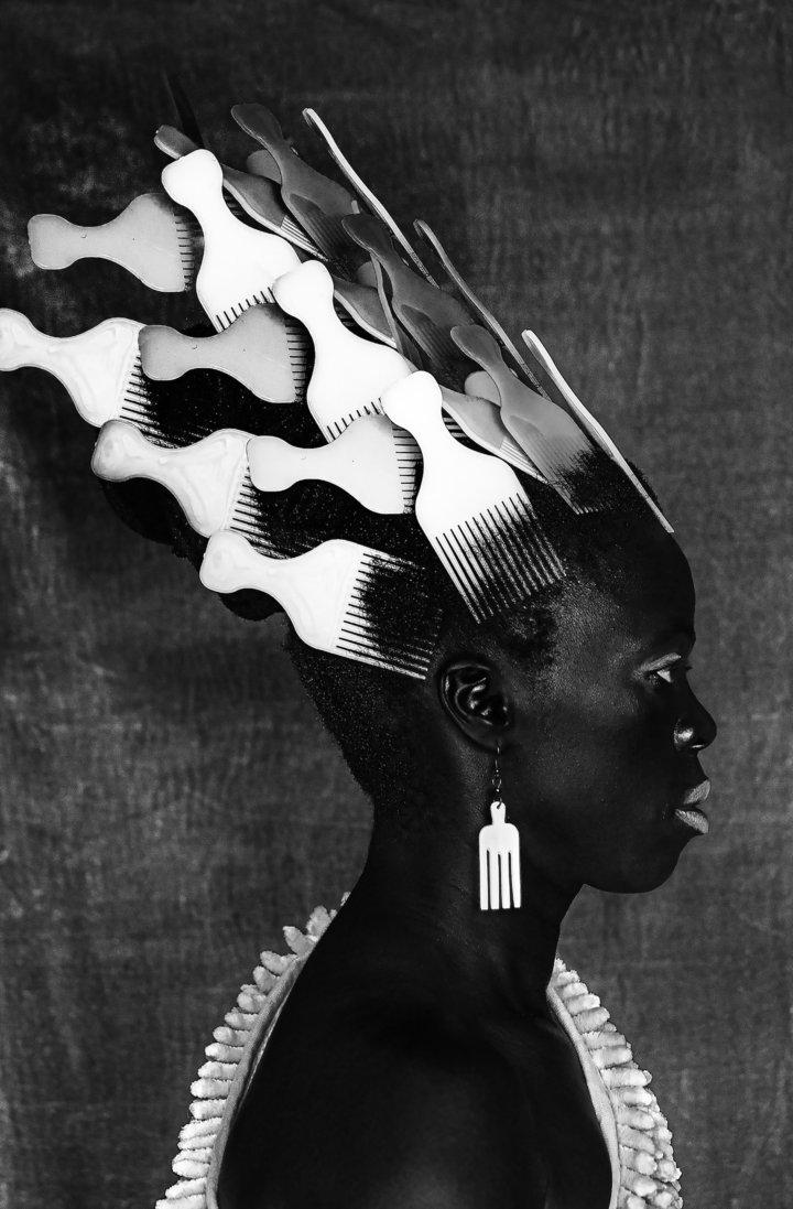 Zanele Muholi. Qiniso, The Sails, Durban, 2019