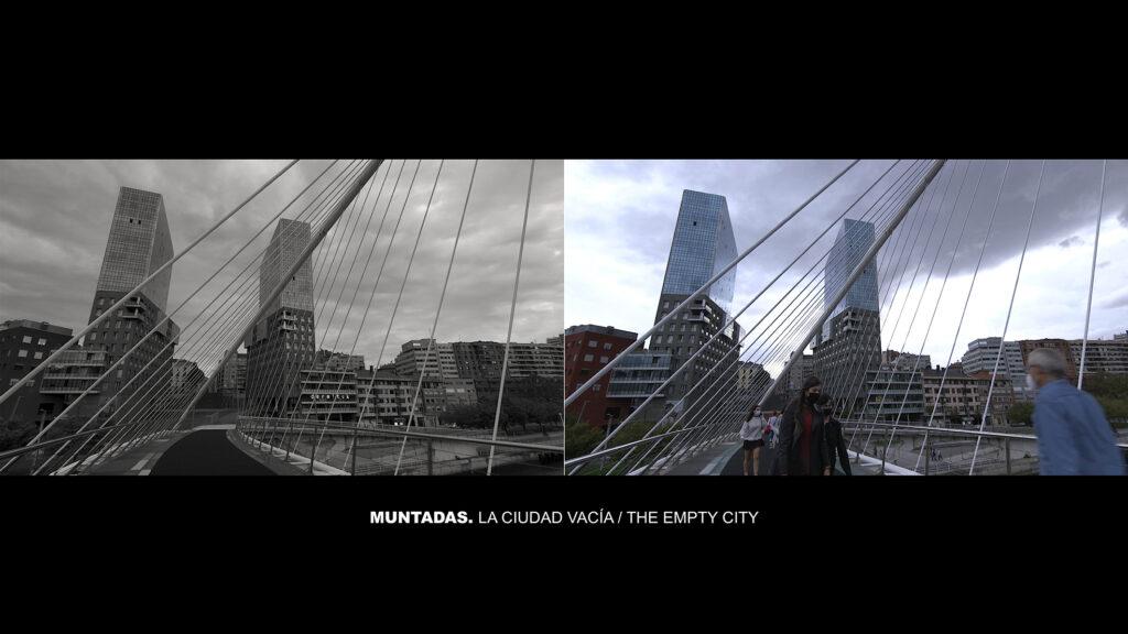 """Antoni Muntadas. """"La ciudad vacía"""". Museo de Bellas Artes de Bilbao"""