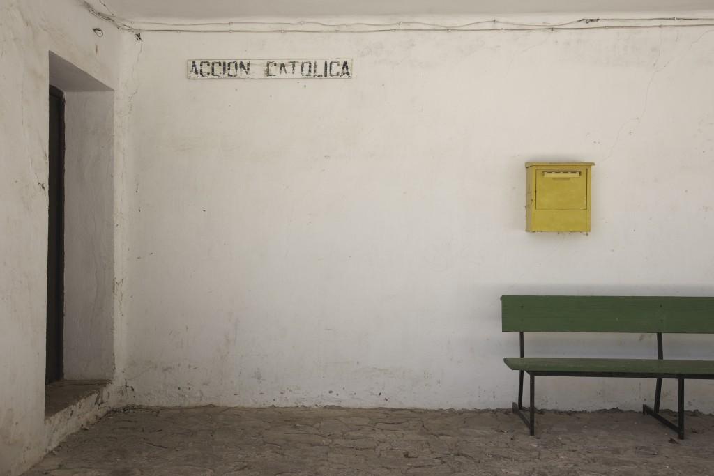 Begoña Zubero. Propaganda Nº3 (Pueblos de colonización XX), 2010-2017