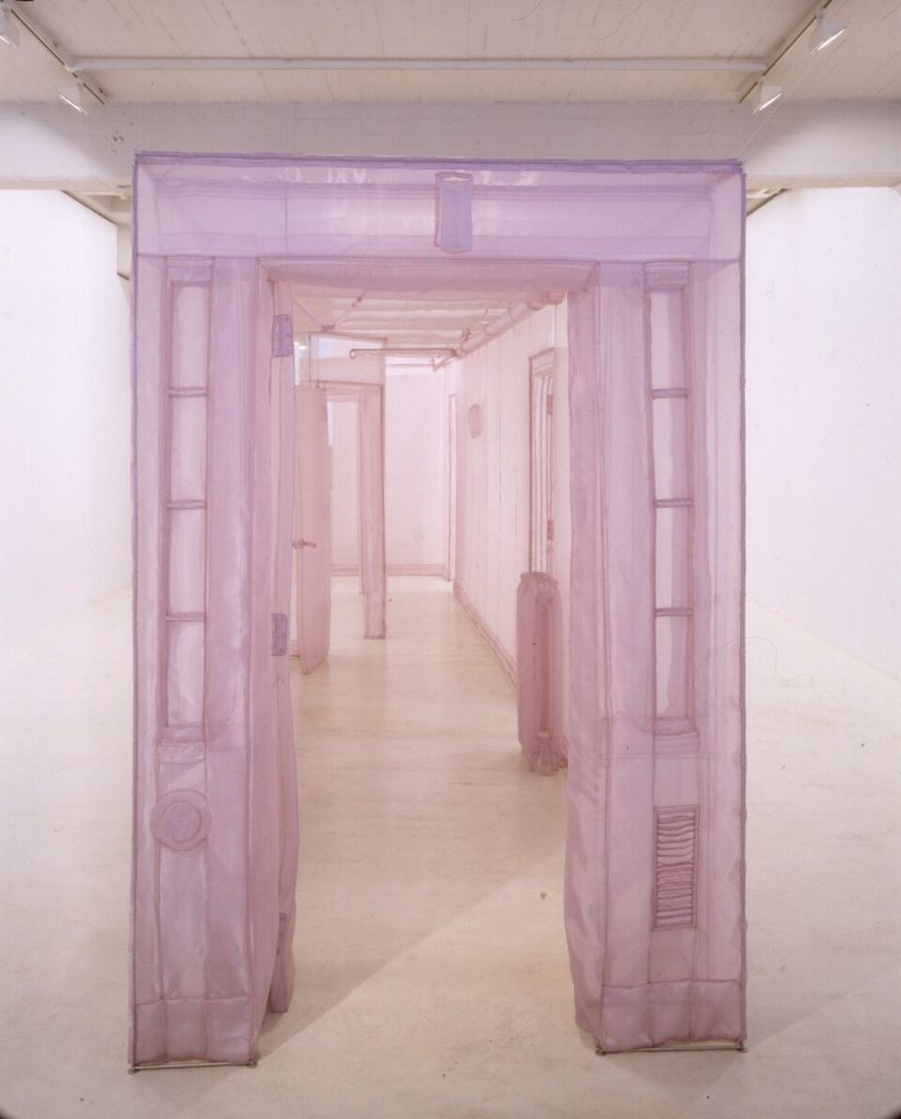 Do Ho Suh , 348 West 22nd St. APT. Apt. New York, NY 10011 [CORRIDOR], 2001 Colección MUSAC