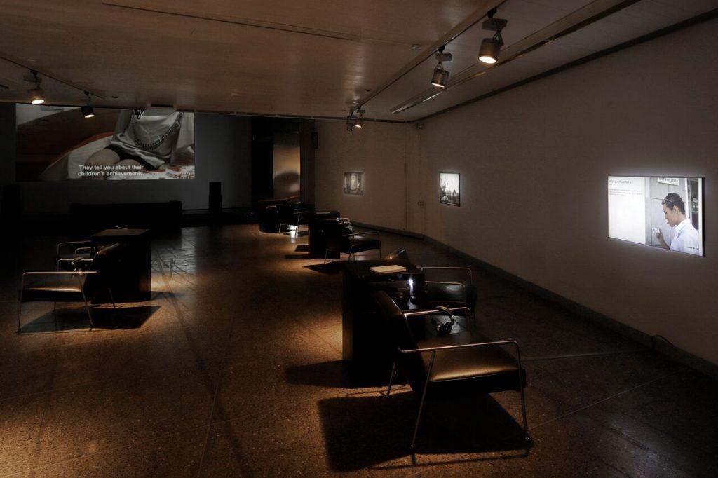 Exposición de Núria Güell en el MUSAC