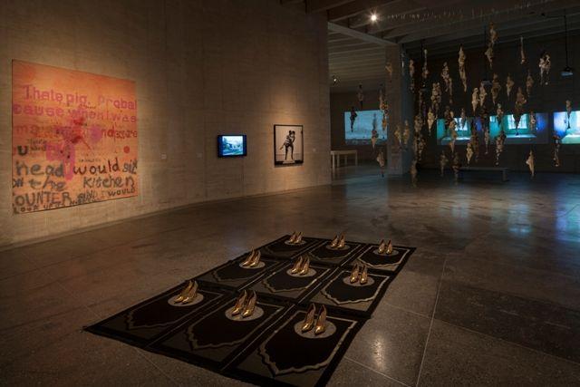 El iris de Lucy. Artistas africanas contemporáneas