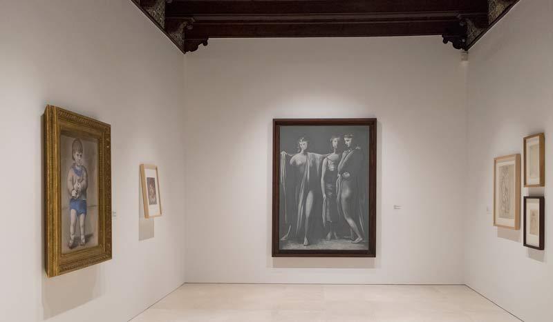 Nueva etapa en la colección del Museo Picasso Málaga a partir de marzo de 2017