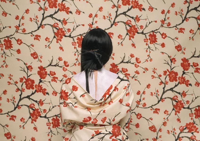 Cecilia Paredes. Asia, 2008. Galería Blanca Berlín