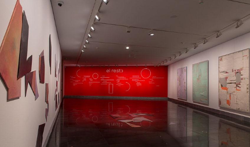 """""""El resto"""". Museo Universidad de Navarra"""