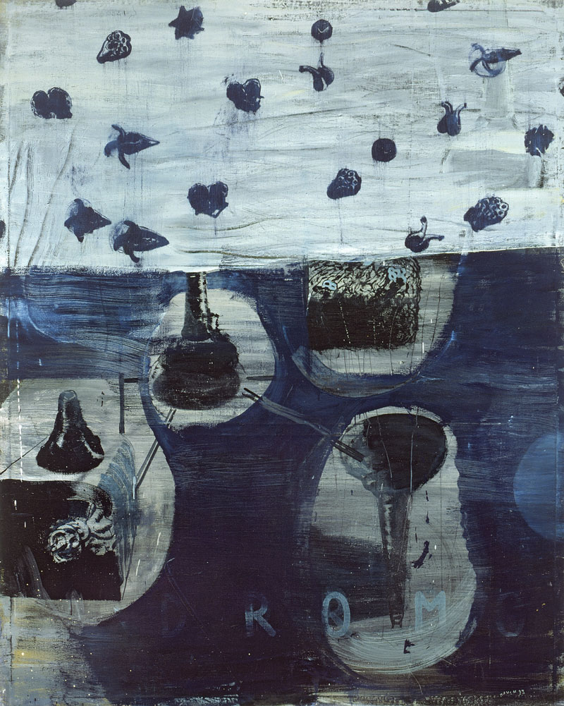 Neo Rauch. Dromos, 1993. Colección privada