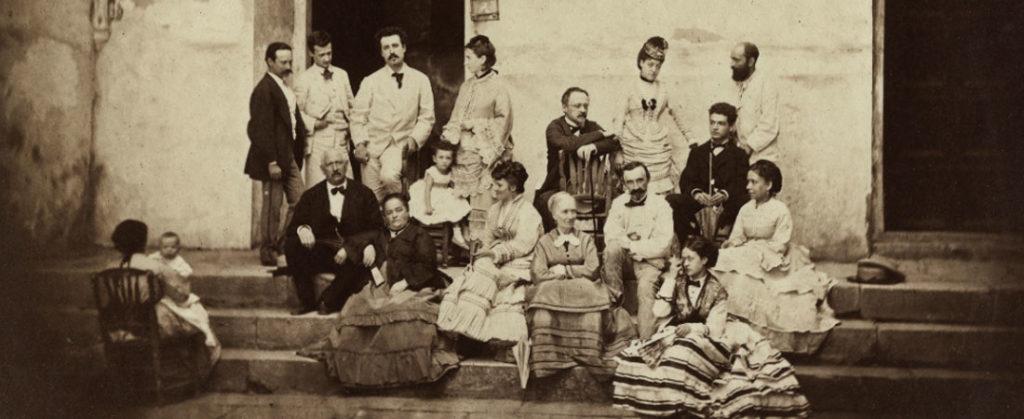 """""""I FORTUNY. Una storia di famiglia"""" en el Palazzo Fortuny"""