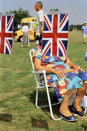 Martin Parr. Sedlescombe, England 1995-1999 © Martin Parr / Magnum Photos