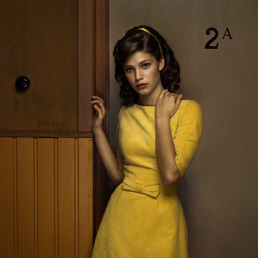 Erwin Olaf. Hope – Portrait 5, 2005