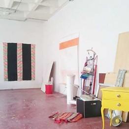 Open Studio. Estudio de Tamara Arroyo