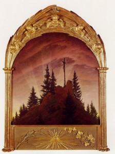 Friedrich. Altar de Teschen
