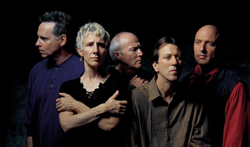 Bill Viola. El quinteto de los sobrecogidos, 2000