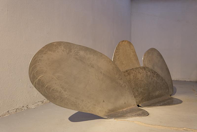 Susana Solano. A Philip Guston V, 2012