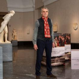 Pintores y reyes del Prado: Irons pone voz a una fascinación