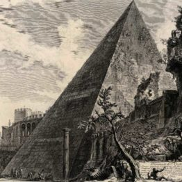 Piranesi, imaginación entre las ruinas
