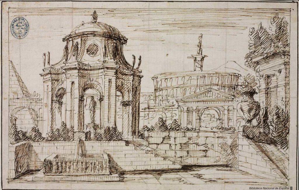 Giovanni Battista Piranesi. Fantasía arquitectónica