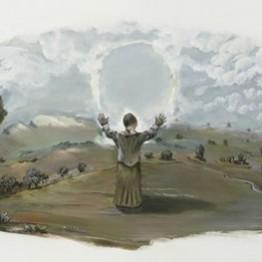 Martial Raysse. L´ami des nuages, 1982