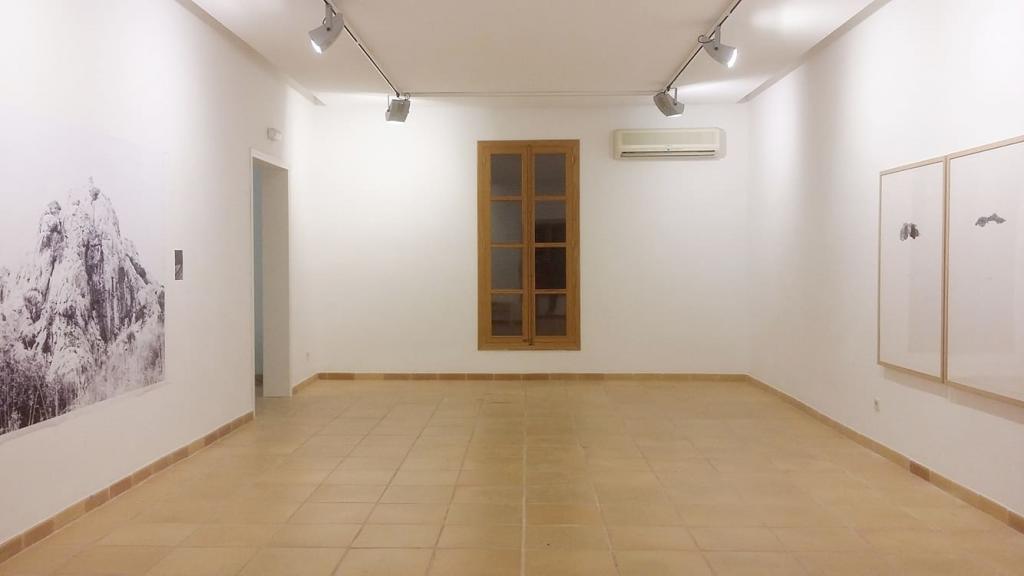 "Llorenc Ugas Dubreuil. ""Lugares al borde de la nada"" en el Museu de Porreres"