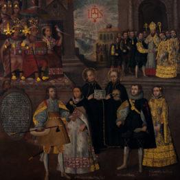 De cuando los Loyola emparentaron con la dinastía incaica
