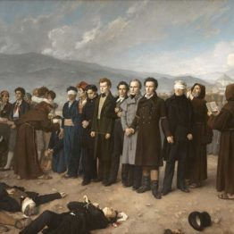 El fusilamiento de Torrijos, una pintura para una nación