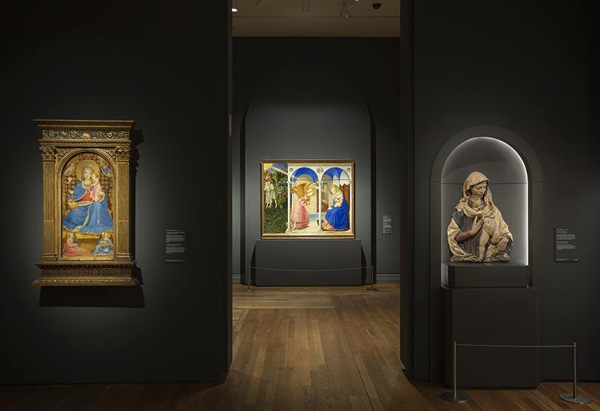 Exposición Fra Angelico y los inicios del Renacimiento en Florencia. Hasta el 15 de septiembre de 2019