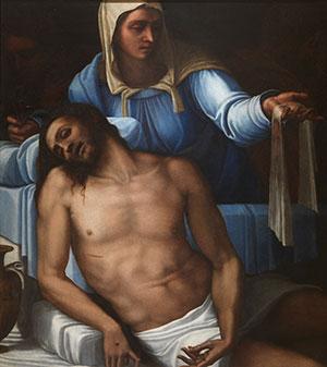 n_prado_piedra_piedad_piomboSebastiano del Piombo. Piedad. Óleo sobre pizarra, 1533 - 1539. Museo Nacional del Prado, Madrid