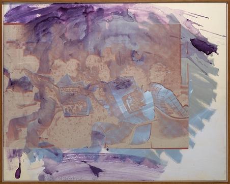 Robert Rauschenberg. Untitled (Salvage), 1984