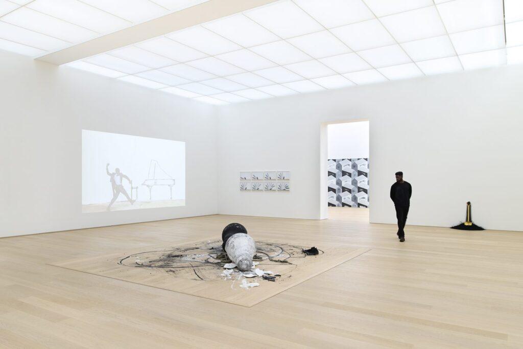 Robin Rhode. Museum Voorlinden