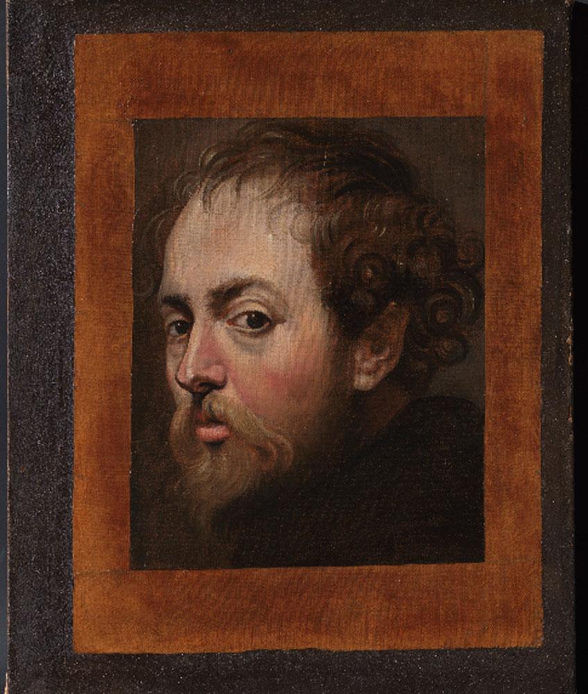 Rubens. Autorretrato. Colección privada