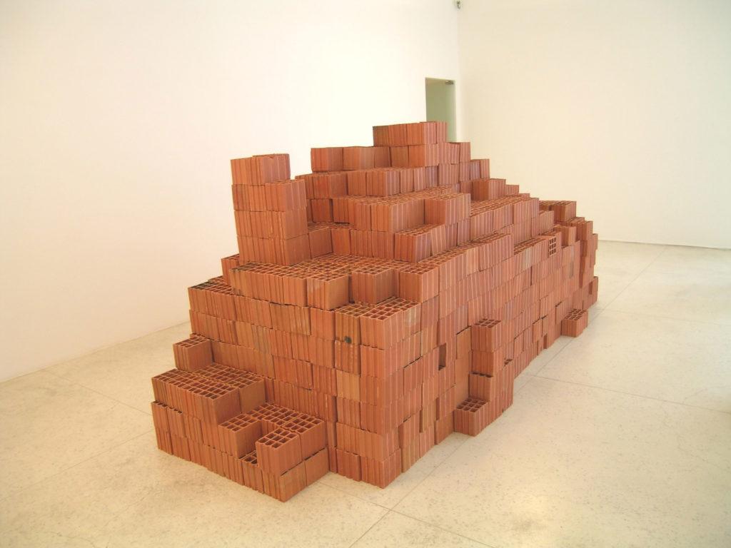 Damián Ortega. Materia en reposo, 2003