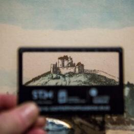 Al abrigo del Urgull: San Sebastián en sus estampas