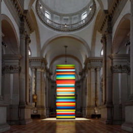 La escalera veneciana al cielo de Sean Scully