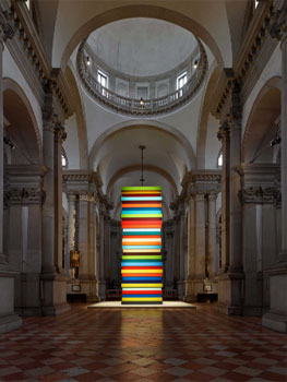 Sean Scully. Opulent Ascension, 2019