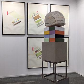 Obras de Jorge Mendez Blake en Travesía Cuatro