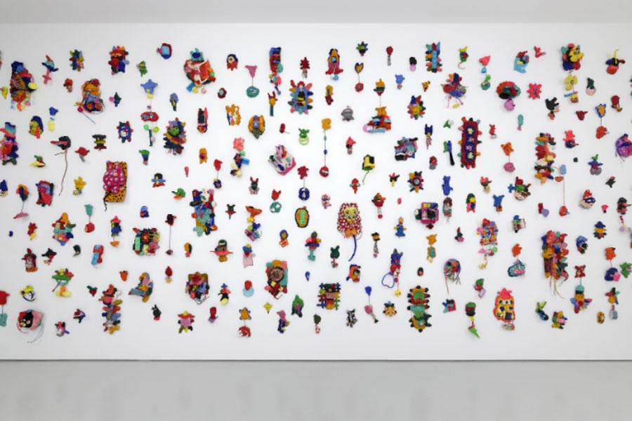 Hassan Sharif. Playfulness no.1, 2015