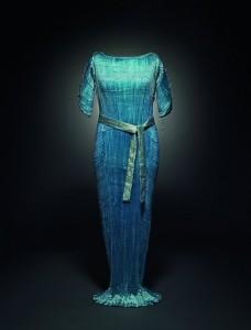 Mariano Fortuny y Madrazo. Vestido Delfos, hacia 1920. Centre de Documentació i Museu Tèxtil, Terrassa