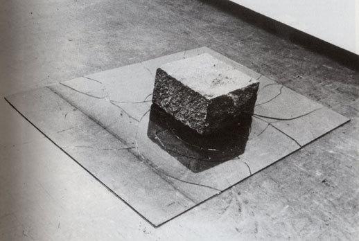 Lee Ufan. Relatum 1969-1982