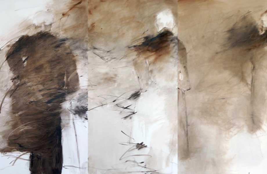 Farideh Lashai. Serie Mossadegh, 2008 © Farideh Lashai