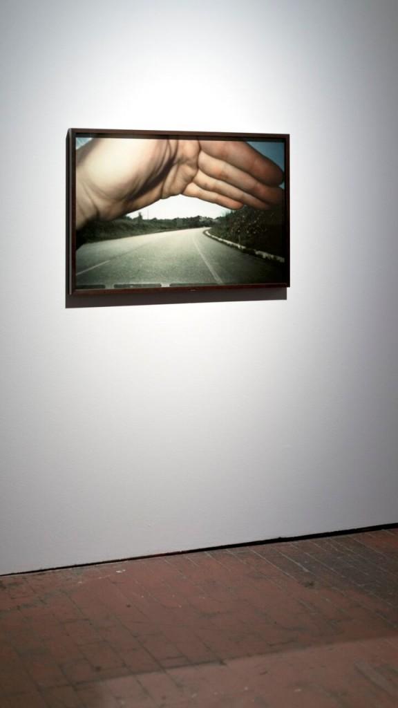 """Vista de """"ESCALA 1:1. 21 Artistas Contemporáneos Portugueses"""" en Tabacalera. Fotografía. Aranxa Boyero"""