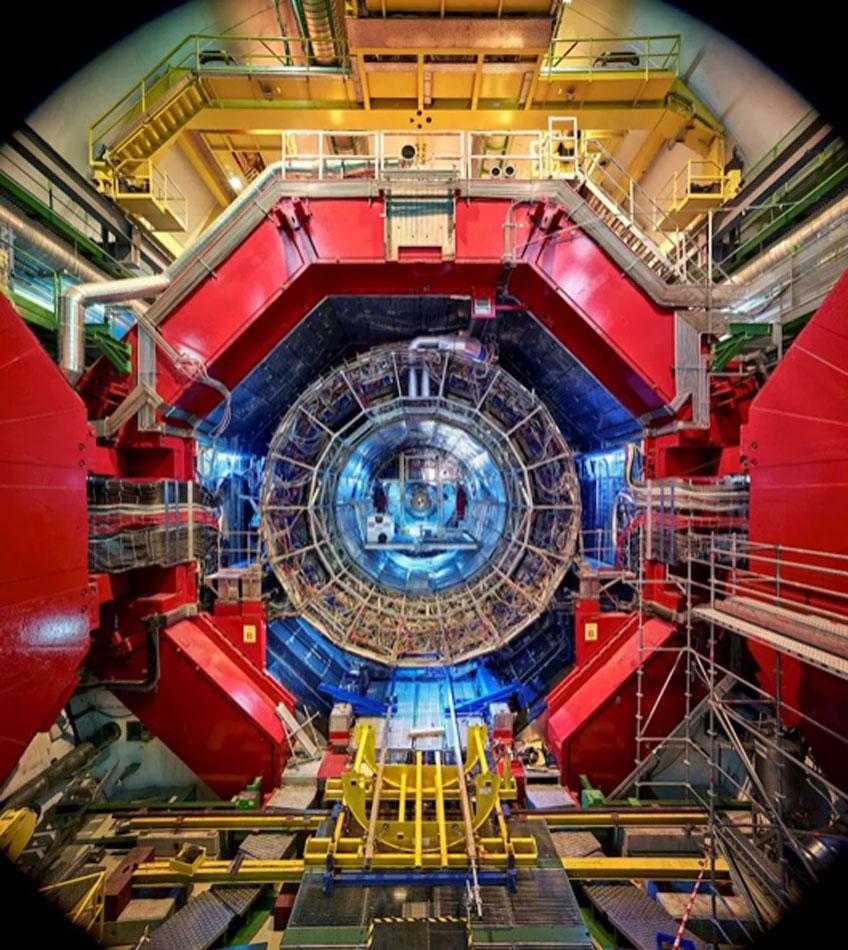 Thomas Struth. ALICE, CERN, Saint Genis-Pouilly. Galleri K