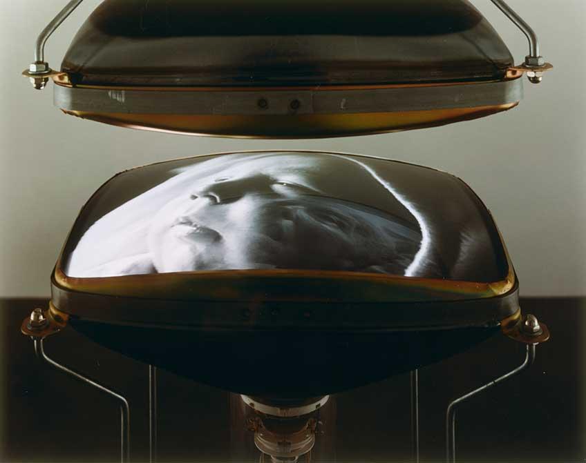 Bill Viola, Heaven and Earth, 1992 @ Bill Viola Studio