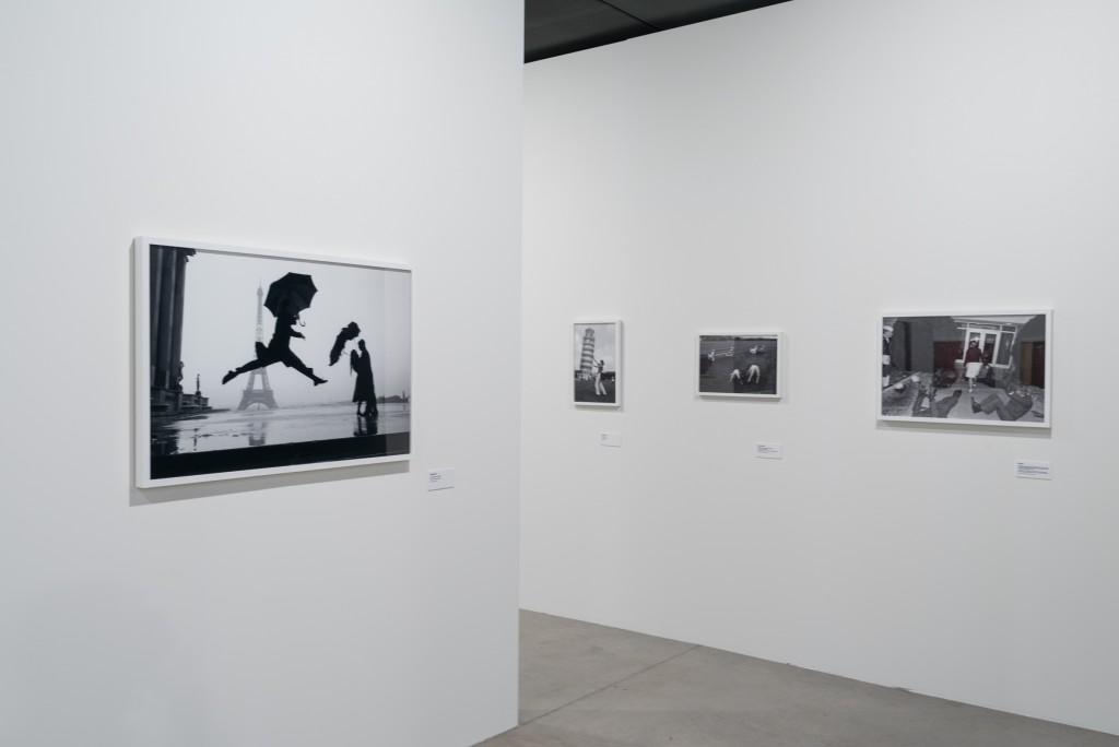 "Vista de sala de ""Players"". Espacio Fundación Telefónica"