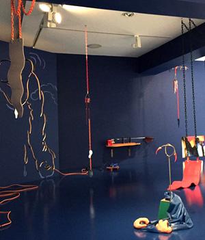 Mariana Echeverri. Orgy Mathematics. The Futh, Sala de Arte Joven de la Comunidad de Madrid
