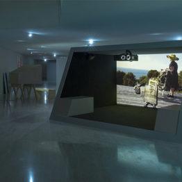 Joan Jonas. Instalación Museo Nacional Thyssen-Bornemisza 2020