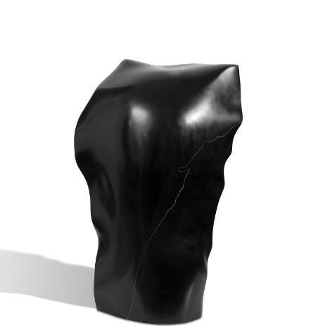 Vicente Ortí. Torso negro