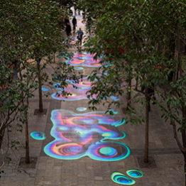 Urvanity da un paso más y saca el arte a la calle