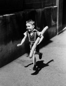 Willy Ronis. El pequeño parisino, 1952