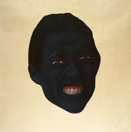 Marina Núñez. Serie Locura, 1996. Colección MUSAC